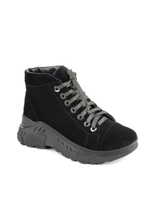 Ботинки черные | 4915990
