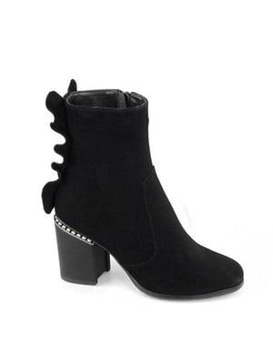 Ботинки черные | 4915991