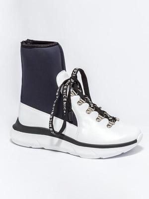 Кросівки синьо-білі | 4915979