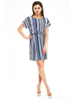 Платье в полоску | 4917426