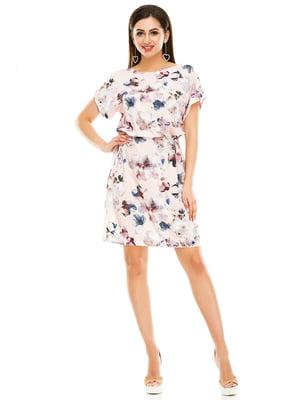 Сукня в квітковий принт | 4917432