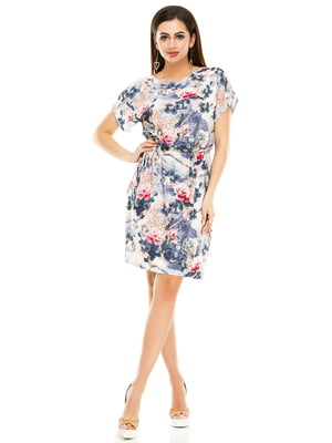 Сукня в квітковий принт | 4917433