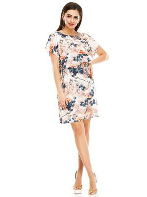 Сукня в квітковий принт | 4917434