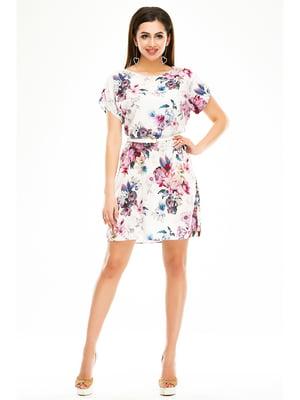 Сукня в квітковий принт | 4917459