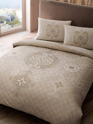 Комплект постельного белья двуспальный (евро) | 4916653