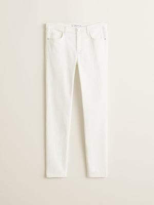 Джинсы белые | 4902513