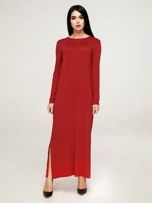 Платье красное | 4917542
