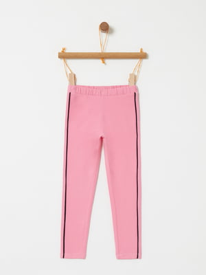 Легінси рожеві | 4876498