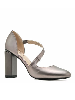 Туфлі бронзового кольору | 4918151