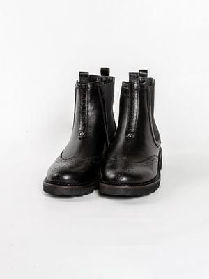 Ботинки черные   4918566