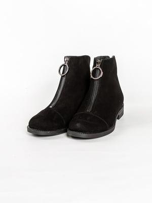 Ботинки черные   4918569