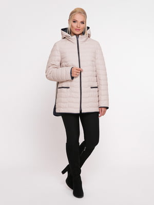 Куртка бежевая | 4918816