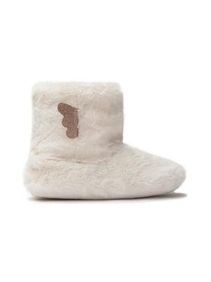 Тапочки білі | 4916182