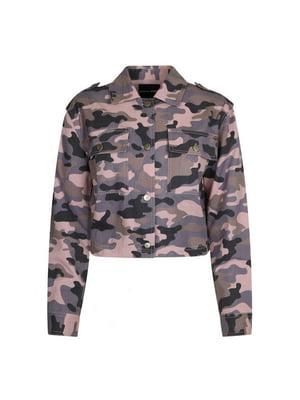 Куртка камуфляжной расцветки   4916207