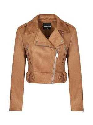 Куртка коричнева | 4916244