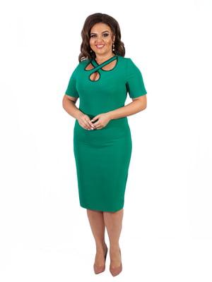 Сукня зелена - Мисс мода - 4911572