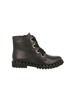 Ботинки черные | 4919833