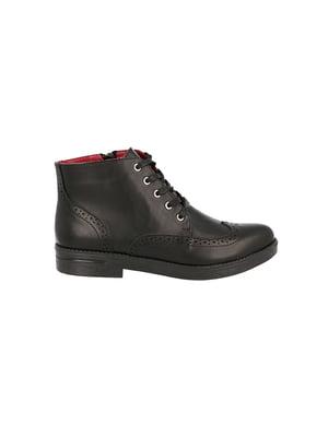 Ботинки черные | 4919839