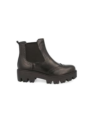 Ботинки черные | 4919852