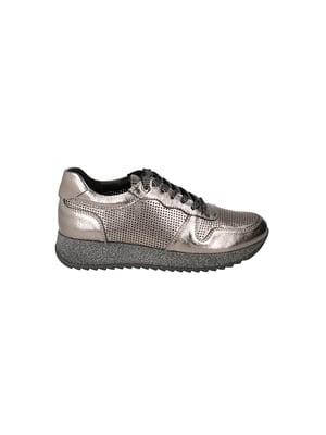 Кросівки сріблясті | 4919946