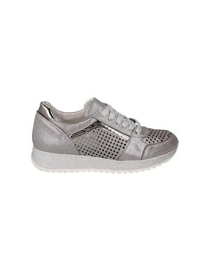 Кросівки сріблясті | 4919952