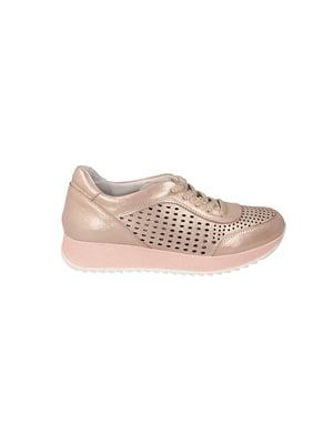 Кросівки пудрового кольору | 4919960