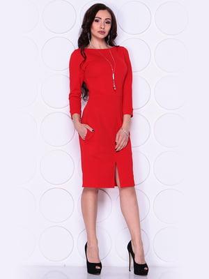 Сукня червона | 4919779