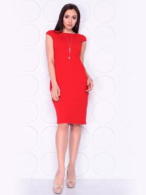 Платье красного цвета | 4919783