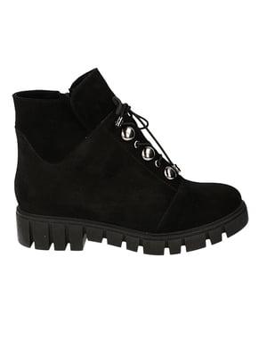 Ботинки черные | 4919817