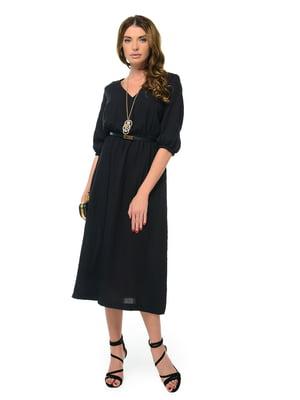 Платье черное | 4920312