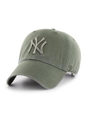 Бейсболка кольору хакі | 4920884