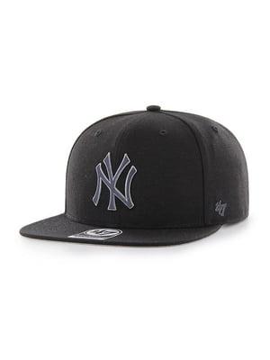 Бейсболка чорна | 4920893