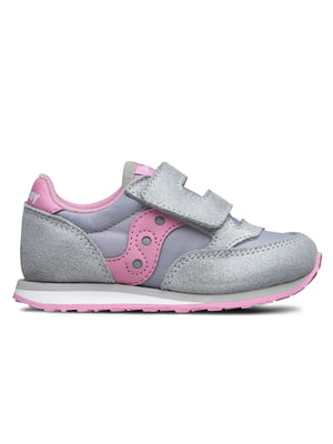 Кросівки сріблясто-рожеві Jazz HL | 4920924