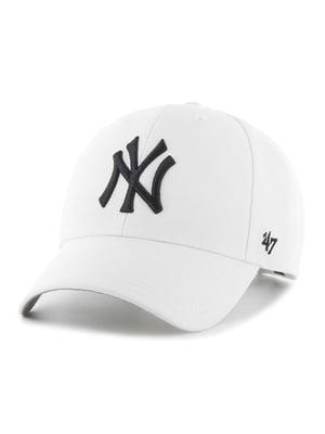 Бейсболка біла | 4920972