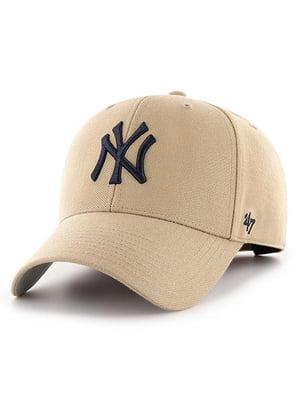 Бейсболка кольору хакі | 4920977