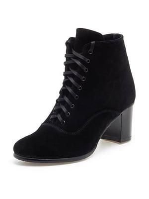 Ботинки черные | 4910505