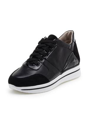 Кроссовки черные | 4910507