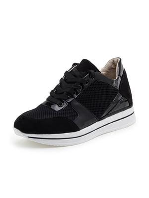 Кроссовки черные | 4910508