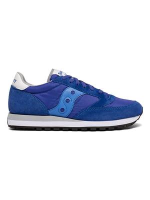 Кроссовки синие | 4920813