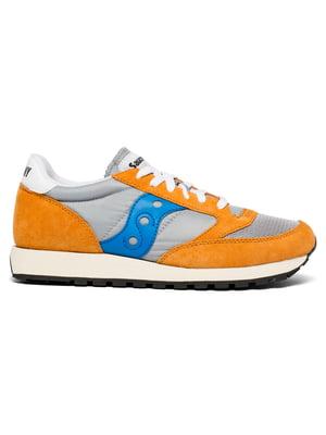 Кросівки триколірні | 4920832