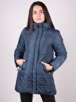 Куртка темно-синяя | 4922390