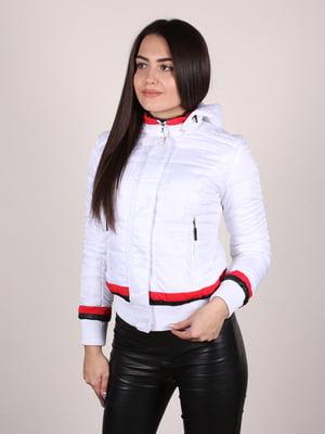Куртка біла | 4922462