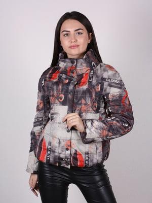 Куртка в принт   4922464