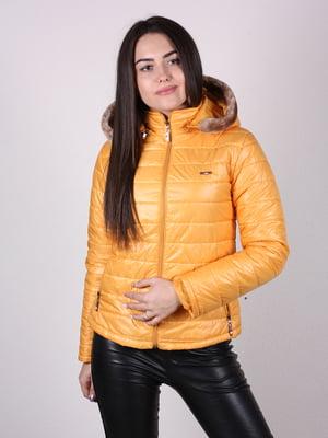 Куртка желтая   4922466