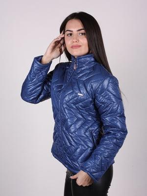 Куртка синяя   4922479
