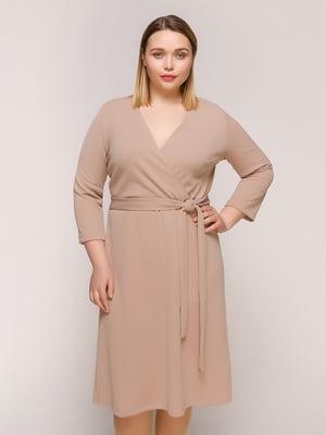 Сукня бежева | 4894209