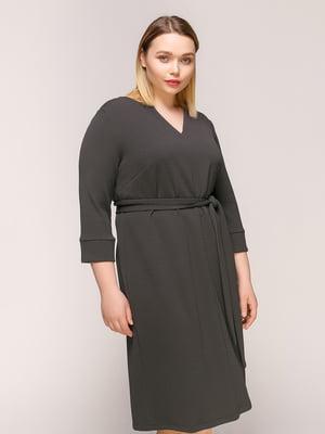 Сукня темно-сіра | 4916134
