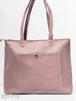 Сумка розовая | 4911659