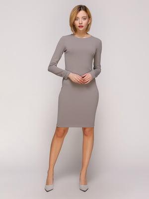 Сукня сіра | 4916103