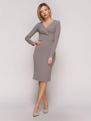 Сукня сіра | 4916109